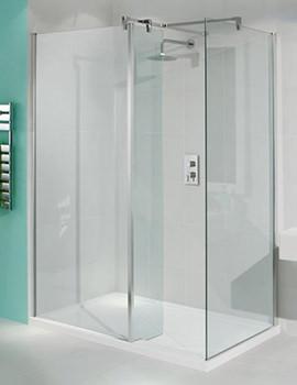 Manhattan Walk-In Shower Enclosure 1400 x 900mm - M8CL1490WKRE 1