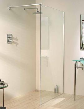 Italia Vizzini Walk In Shower Enclosure 1200 x 750mm