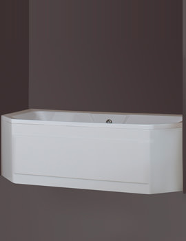Phoenix Legato Airpool Bath And Front Panel - LEGFRPS2