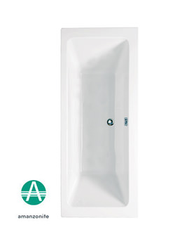 Amanzonite Rectangularo 3 Double Ended Bath 1700 x 750mm - ORBM03
