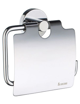 Home Toilet Roll Holder With Cover