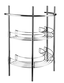 Croydex Essentials Pedestal Storage Unit - AJ401341