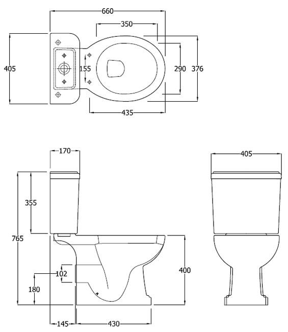 rak toilet seat fitting instructions