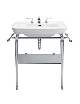 Imperial Etoile Large Basin And Stand - ET1LB11030