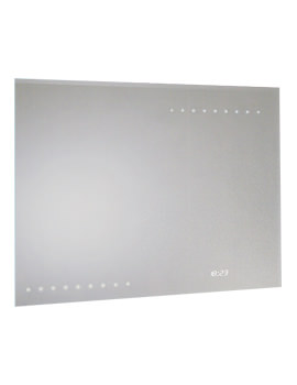 RAK Renoir Demistable LED Mirror 800 x 600mm - 12SL18604