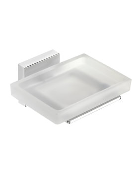 Cheadle Flexi-Fix Soap Dish And Holder - QM511941