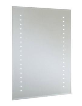 RAK Rubens Demistable LED Mirror 400 x 600mm - 12SL18610