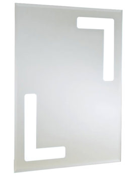 Leonardo Backlit Mirror 400 x 600mm - 12SL18618