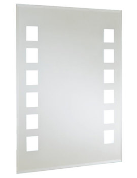 Related RAK Monet Backlit Mirror 400 x 600mm - 12SL18624