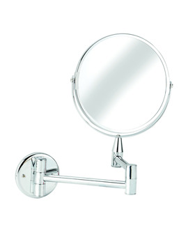 Professional Small Round Magnifying Mirror - QA103041