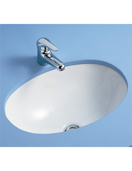 RAK Rosa Under Counter Vanity Bowl 500mm - ROSAVB50