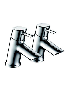 Acute Easyfit Chrome Basin Taps - AE 1-2 C