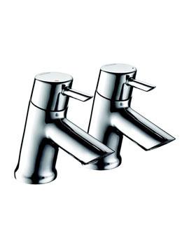 Related Bristan Acute Easyfit Chrome Basin Taps - AE 1-2 C