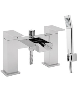 Sparkle Deck Mounted Bath Shower Mixer Tap - SPA106