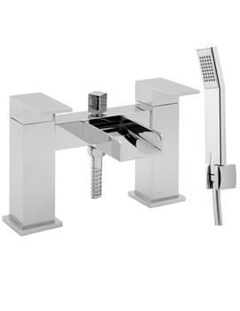 Sparkle Deck Mounted Bath Shower Mixer Tap - SPA106