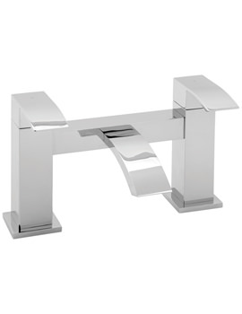Swoop Deck Mounted Bath Filler Tap - SWO108