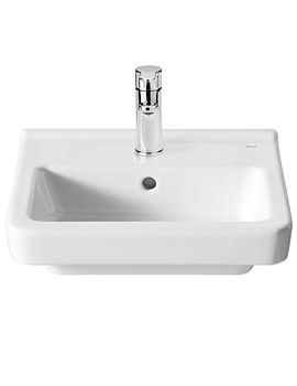Roca Dama-N Basin White 400 x 320mm - 32778A000