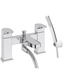Lush Deck Mounted Bath Shower Mixer Tap - LUSH106
