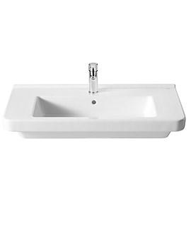 Dama-N Basin White 850 x 460mm - 327781000