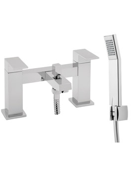 Savvi Deck Mounted Bath Shower Mixer Tap - SAVV106