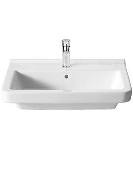 Dama-N Basin White 600 x 320mm - 327785000