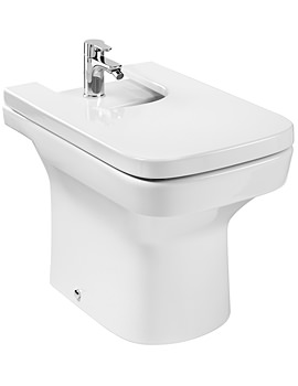 Dama-N Bidet 570mm White Finish - 357784000