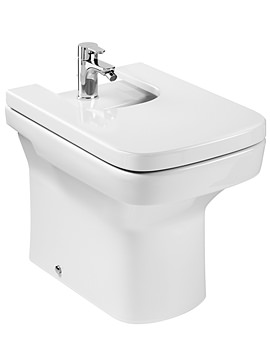 Dama-N Compact Back To Wall Bidet 520mm - 357787000