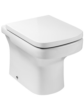 Dama-N Compact Back To Wall WC Pan 520mm - 347787000