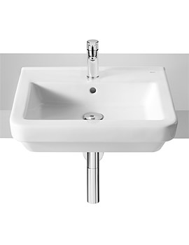 Dama-N Semi Recessed Basin 520mm With Fixing Kit - 32778S000