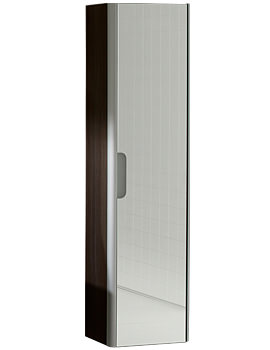 Roca Dama-N Column Unit With Mirror 1500mm Right Hand - 856627150