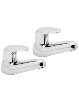 Adore Bath Taps Chrome