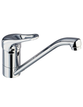 Lace Mono Kitchen Sink Mixer Tap - LACE171