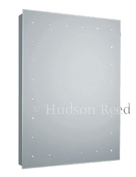 Related Hudson Reed Purity Led Mirror With Shaving Socket - LQ366