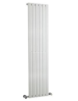Sloane Single Panel Radiator 354x1800mm White - HLW42