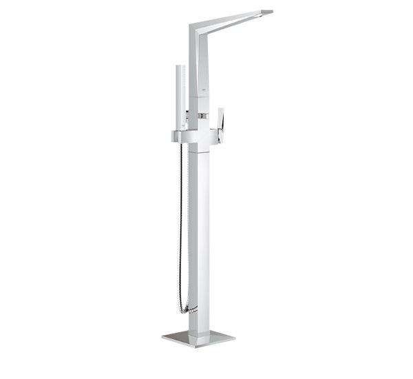 Large Image of Grohe Spa Allure Brilliant Floor Standing Bath Shower Mixer Tap 23119000