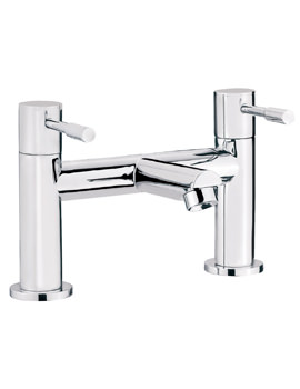 Balterley Prise Bath Filler Tap Chrome - BY-BCPPR005