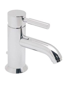 Origins Mono Basin Mixer Tap With Pop-Up Waste - ORI-100
