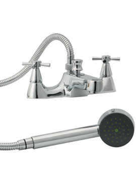 Balterley Realm Shower Mixer Tap Chrome - BY-BCPRE004