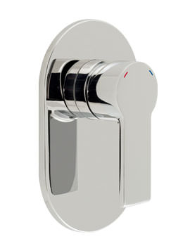Ion Concealed Wall Mounted Shower Valve - ION-145