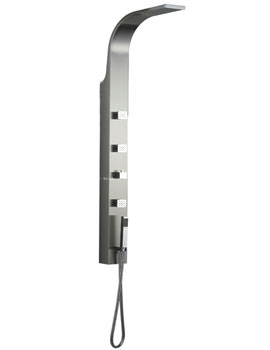 Hudson Reed Dream Gleam Thermostatic Shower Panel - AS383