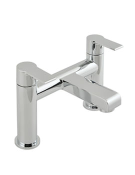 Ion Deck Mounted 2 Hole Bath Filler Tap - ION-137