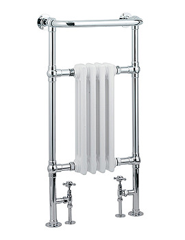 Royal Heated Towel Rail 965 x 540mm