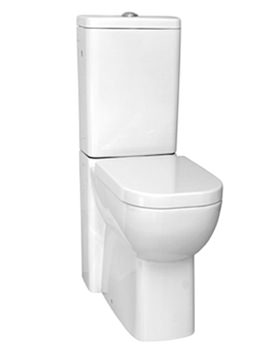 VitrA Retro Close Coupled WC Pan With Cistern And Seat - 5161B003-0585