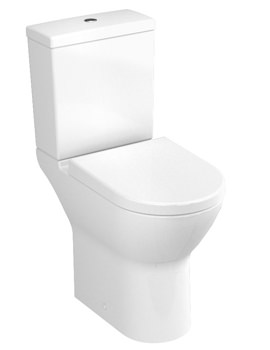 VitrA S50 Comfort Height Close Coupled WC Pan - 5421L003-7200