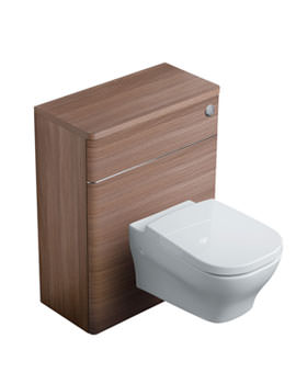 Image of Ideal Standard Softmood 650mm WC Unit Walnut - T7819S6