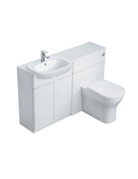 Ideal Standard SoftMood Basin Unit and WC Unit - T7818WG - T7819WG