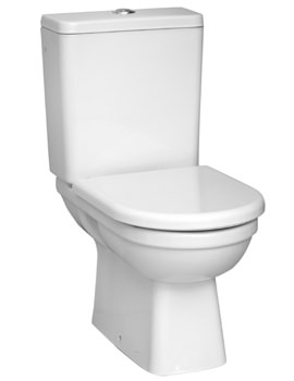 VitrA Form 300 Close Coupled WC With Cistern And Seat - 5226L003-7200