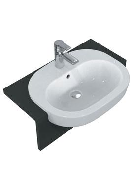 SoftMood 55cm Semi Countertop Basin - T055301
