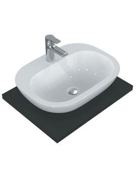 SoftMood 60cm Vessel Basin - T056101