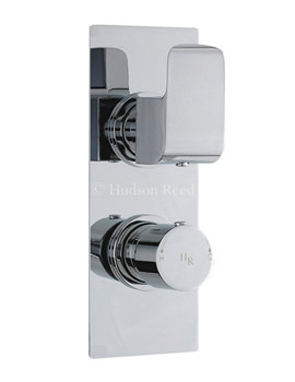 Related Hudson Reed Hero Twin Concealed Thermostatic Shower Valve - HER3210